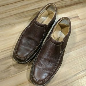 Johnston&murphy loafers - used